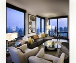 No fee.  Fantastic 2br/2.5 bath Penthouse with amazing city views, high ceilings, and outdoor space.