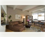 TRIBECCA/ 1-BED LOFT LIKE - Dinning Alcove/ Rooftop Deck/ TOTAL RENO/ EXPOSE BEAMS