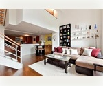 Unique Triplex * Third Level Loft * Top-of-the-Line Appliance and Materials * Amazing Gramercy Location * A Must See!