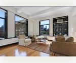 TriBeCa meets SoHo *** FURNISHED SHORT TERM RENTAL *** 1900 Square Foot Loft *** Keyed Elevator 