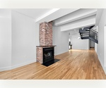 GREENWICH VILLAGE 2 BEDROOM AND 2 BATHROOM DUPLEX LOFT WITH RIVER VIEWS. LUXURY AMENITIES. HIGH CEILINGS AND SKYLIGHT. PRIVATE TERRACE. 1350 SF.