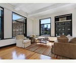 FURNISHED TRIBECA LOFT. 2 LARGE SPLIT BEDROOMS + DEN. 2 BATHROOM UNIT. HIGH CEILINGS AND NEWLY RENOVATED. 1900 SF CORNER UNIT.