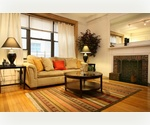 FANTASTIC 1 BEDROOM STEPS FROM CENTRAL PARK. HIGH CEILINGS AND FIREPLACE