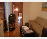Renovated Two Bedroom with Exposed Brick in the East Village.