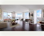 FREE RENT-NEW BUILDING-BATTERY PARK HUGE 1 BEDROOM- $4,900