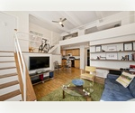 East Village one bedroom loft
