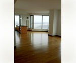 FINANCIAL DISTRICT LUXURY RENTAL: NEW CONSTRUCTION: SPRAWLING, 3 BEDROOM W/ MUST SEE VIEWS - MODERN, BRIGHT &amp; UNIQUE - BROKERS FEE PAID BY THE BUILDING + 1 FREE MONTH!