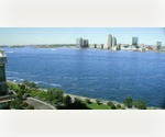 Penthouse Views!! * Corner Two Bedroom Two Bath Penthouse * Commanding Hudson River Views * 60' Foot Heated Indoor Pool