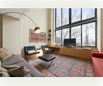 1 Bedroom, 1.5 Bathroom Loft w/ Direct Water & Statue of Liberty Views at The Regatta
