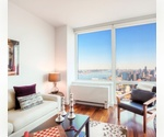 Midtown West, 1BR/1BA, High End Amenities including a Spa+Indoor Pool, Floor to Ceiling Windows