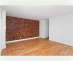 Location! Right off Lexington Ave Huge Renovated Two Bedroom with All Modern Kitchen