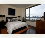 TriBeCa Corner Two Bedroom with City and Water Views and Unique Luxury Amenities