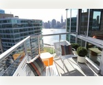 Studio, 1, 2 or 3 Bedroom THE BEST VIEWS! New Development Long Island City 4min sub ride from Grand Central