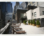Studio Apartment available in FiDi near the South Street Seaport. 