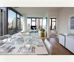 Hottest Rental Listing in Manhattan! Gorgeous 2 Bedroom in a new luxury rental with a Prime Chelsea address and unbelievable amenities!