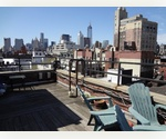 SoHo One Bedrm DUPLEX w/ HUGE ROOFDECK