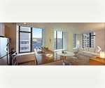 CORNER 2 BEDROOM WITH VIEWS OF THE EAST RIVER IN THE FINANCIAL DISTRICT