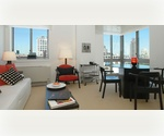 NO FEE! ** Two Bedroom ** Midtown West ** Sunlit ** Amenities