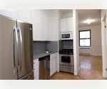 NoMad three bedroom in doorman building. Bright and Quiet! New Renovations!