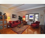 Upper West Side Renovated Two Bedroom Apartment for Sale