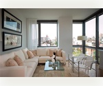 LES Ultra Full Service Luxury // High Floor 2 Bed with STUNNING Views // Washer-Dryer and Floor-to-Ceiling Windows