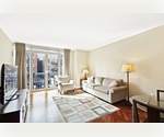MIDTOWN EAST / BEEKMAN PLACE / TURTLE BAY: RARELY AVAILABLE 1 BEDROOM / 1.5 BATH - EXQUISITE! A PERFECT HOME OR PIED A TERRE - STEPS TO THE UNITED NATIONS