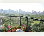 UPPER EAST SIDE / 5th AVENUE RENTAL; 2 BEDROOM + DINING ROOM & PRIVATE  BALCONY; STUNNING VIEWS OF THE PARK!