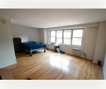 Luxury Tribeca Alcove Studio // Giant Sunny Apartment // Huge Kitchen // Doorman with Laundry and Parking